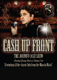 Cash Up Front - The Johnny Cash Story