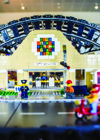 Calling all Lego fans! Back by popular demand, Southern Cross Brix Inc. is proud to present Cardinia Brix, a Lego fan event.  Saturday 2 and Sunday 3 November at Cardinia Cultural Centre