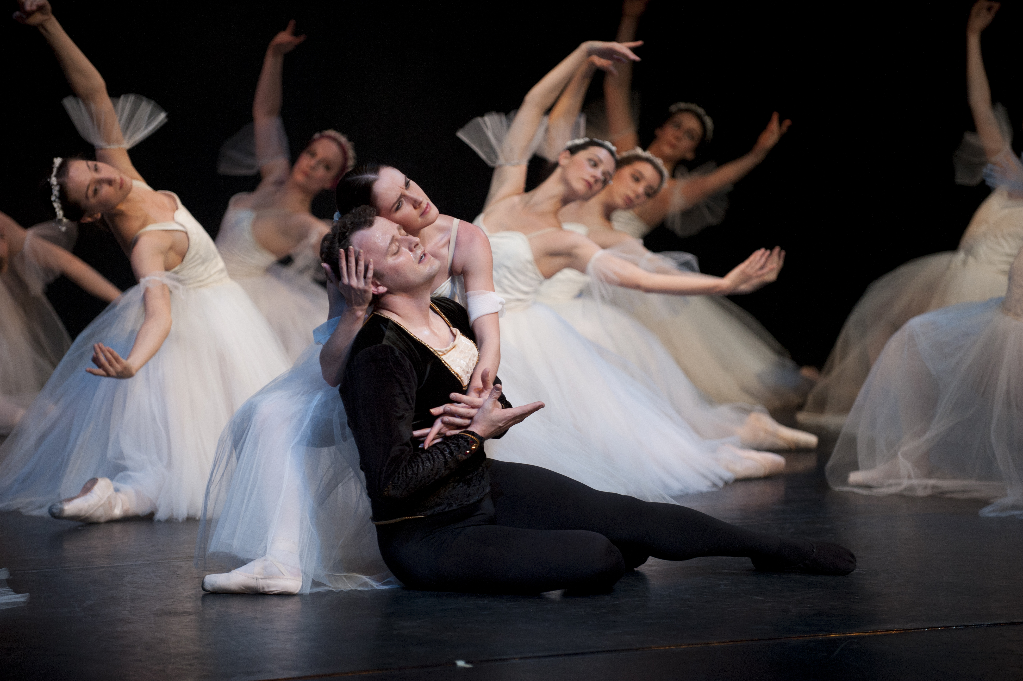Victorian State Ballet presents Giselle on Saturday 5 October 2019 at Cardinia Cultural Centre.