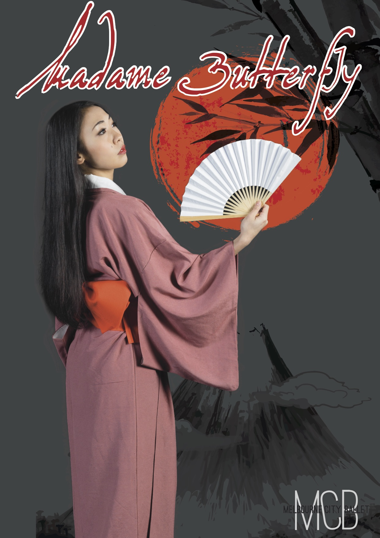 Melbourne City Ballet presents Madame Butterfly at the Cardinia Cultural Centre