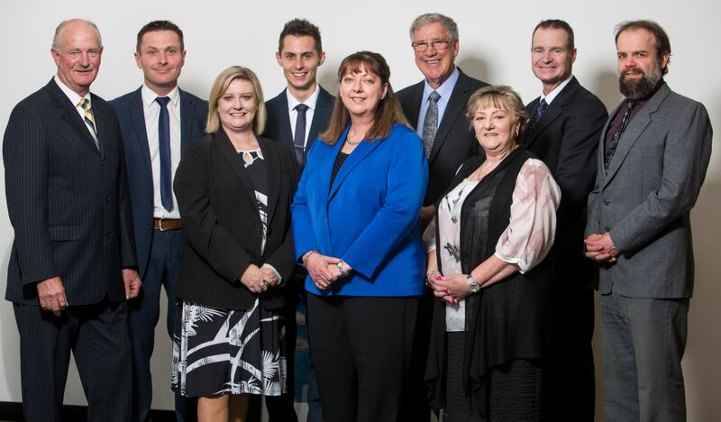 A group photo of the Cardinia Shire councillors