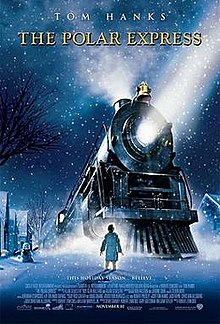 The Polar Express, Sunday 23 December, 5pm