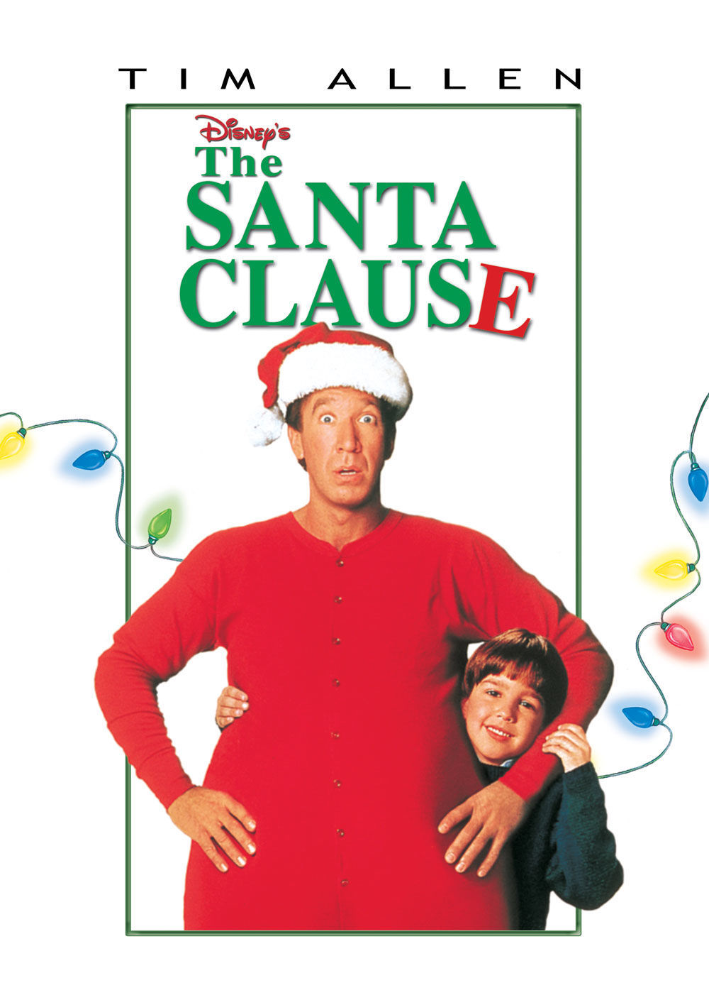 The Santa Clause, Saturday 22 Dec, 5pm